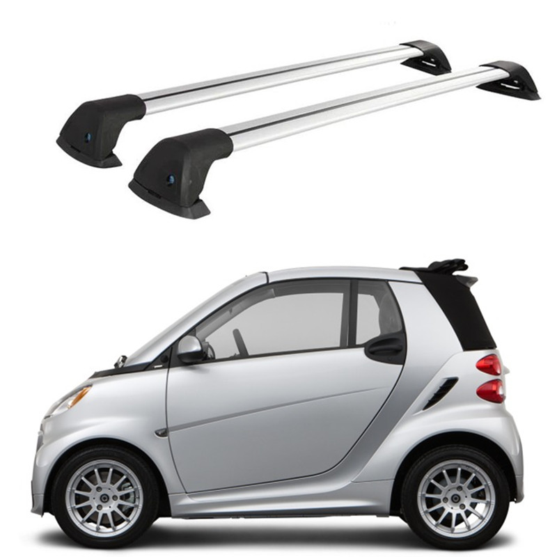 For Mercedes Benz Smart Universal Car Top Roof Rack Cross