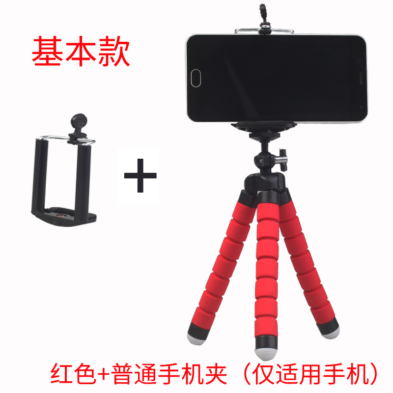 Basic Section   Red + Phone Clip (only For Mobile Phones)