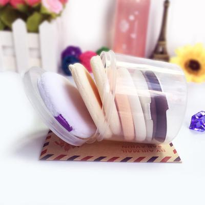 化妆工具粉扑海绵套装气垫BB散粉