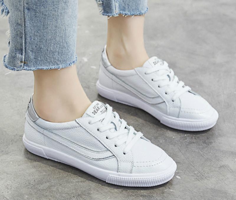 小白鞋,让你元气满满 服装 第2张