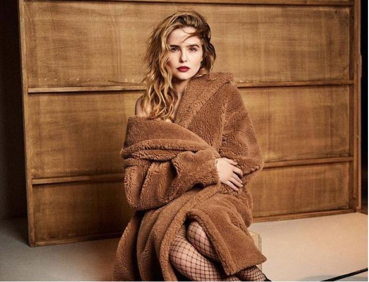 降温穿什么?泰迪熊外套给你保暖和时髦