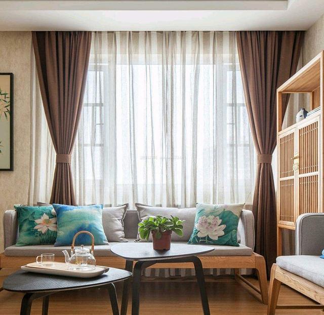 窗帘几块布,不懂就被坑,这样买窗帘便宜