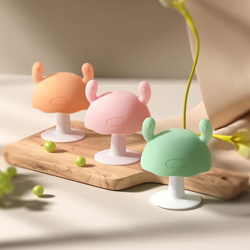 【UUMU】小蘑菇硅胶牙胶玩具