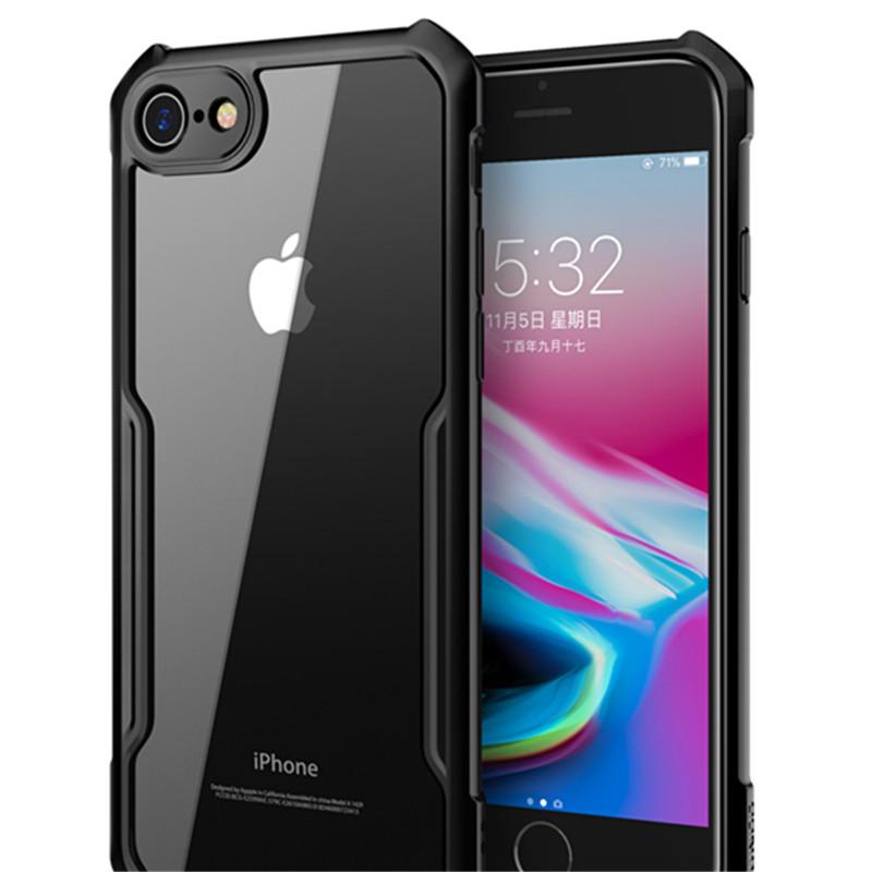 苹果8plus手机壳全包防摔个性iPhone7新款套硬透明硅胶软男创意八(优惠10元包邮)