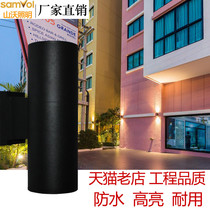 Double-headed wall lamps outdoor wall lamp exterior walls wall lights outdoor double-headed wall lamps