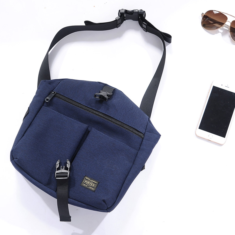 1fded647fd8a New Yoshida head porter casual shoulder bag messenger bag men s pockets  chest bag waterproof riding. Zoom · lightbox moreview · lightbox moreview  ...