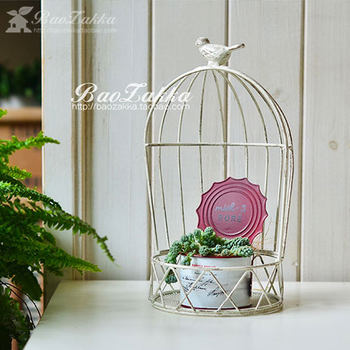 Special Offer! Horticultural Birdcage Birdcage Birdcage decorative flower home garden variety of wrought iron ornaments