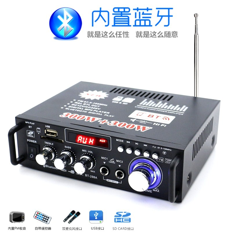 Usd 2335 Mini Small Lifier Speaker Power Card U Disk Rhchinahao: 12 Volt Radios With Speakers At Gmaili.net