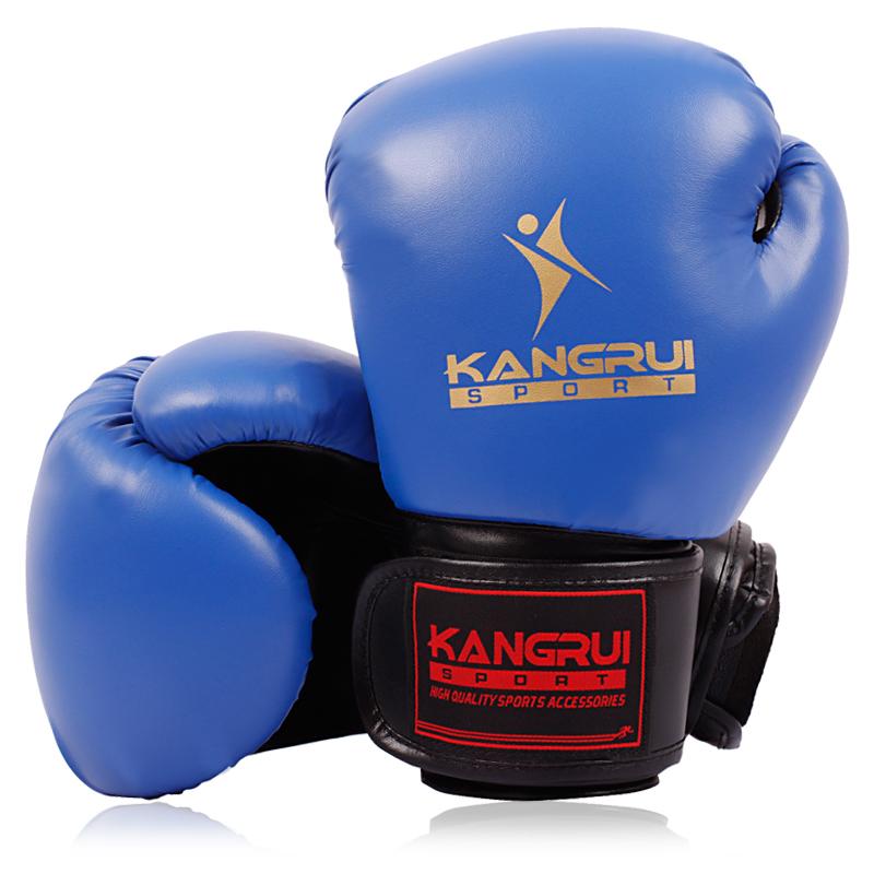 Боксерские перчатки Shui #2035b