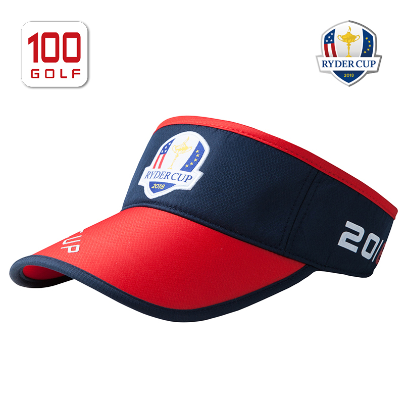 52e8a708 RyderCup Ryder Cup Golf Hat Men's Topless Sun Hat Adjustable Sports Men's  Hat