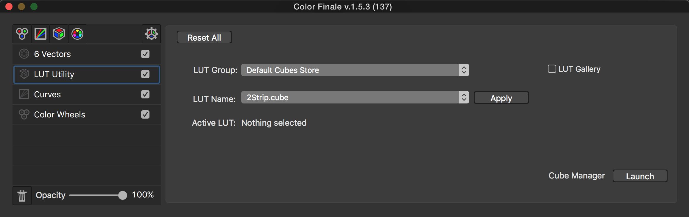 FCPX插件:专业电影颜色分级调色插件 ColorFinale V1.6.1(支持导入LUTS预设) - 第5张  | VFXREEL-逍遥影视CG部落