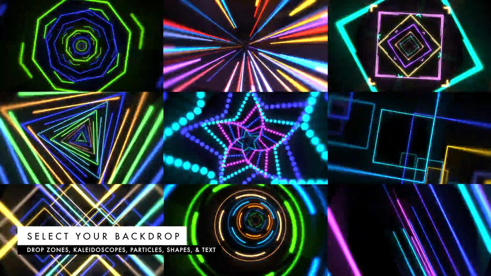 TB2uNg4XF55V1Bjy0FjXXbikXXa_!!1075754678 FCPX插件:VJ霓虹灯效果动态视频舞台背景预设 ProDrop: Light Show