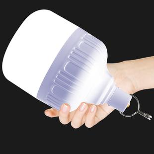 充电灯泡家用移动神器夜市灯摆摊摆地摊照明超亮LED无线停电应急