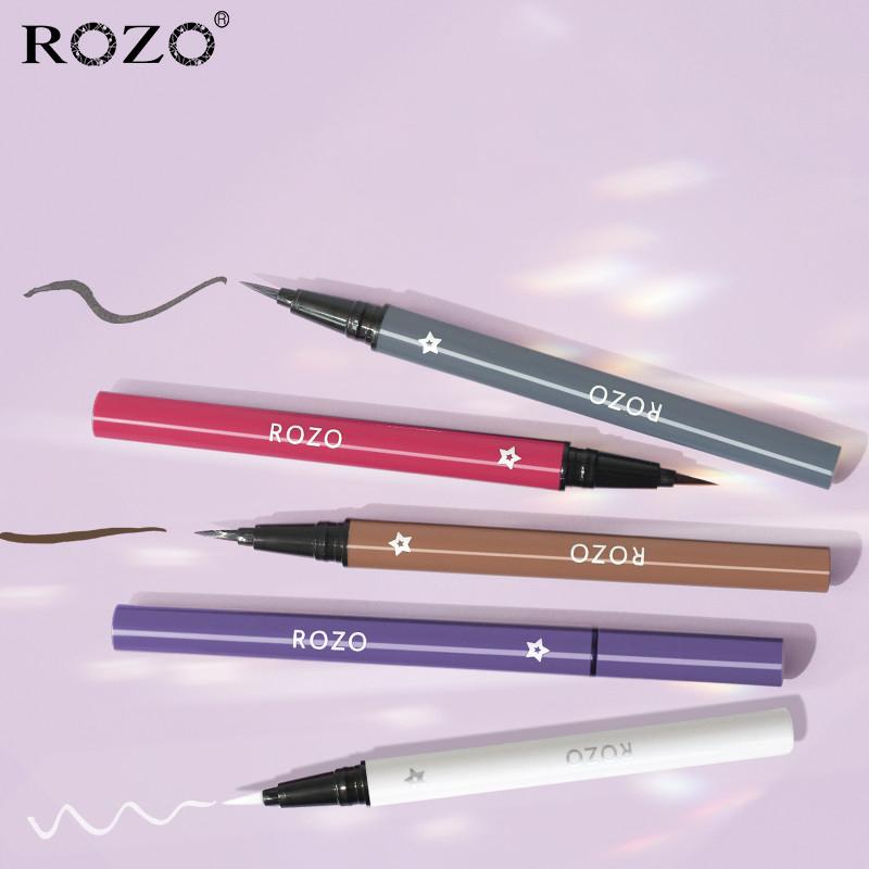 ROZO 电眼持久眼线液笔3支 劵后15包邮