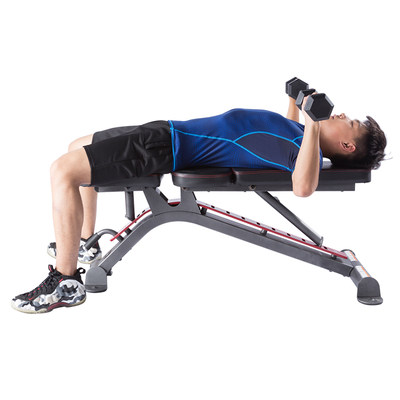 Yulong multifunctional dumbbell bench fitness chair home bench press bench bird bench abdominal muscle board sit-up exercise equipment