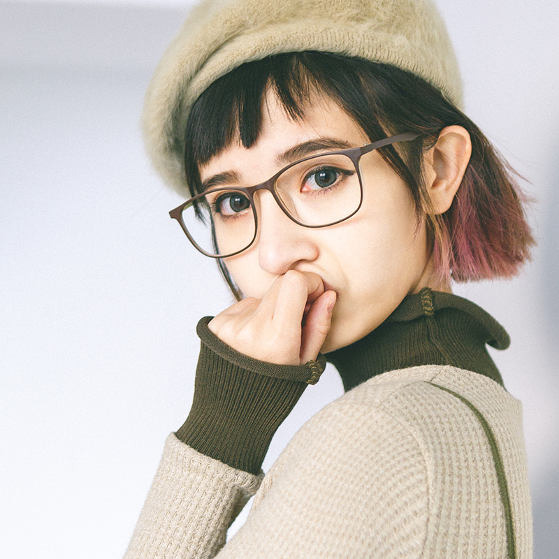 db739687cbe South Korea ultra-light tr90 glasses frame retro Korean tide female myopia  eyes frame male simple square frame can be equipped with students