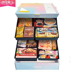 【疯兔盒子】生日进口零食礼盒