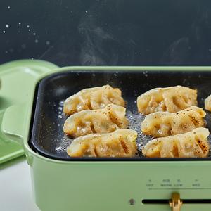【薇娅推荐】正大日式煎饺组合345g*6袋饺子蒸饺速冻早餐速食