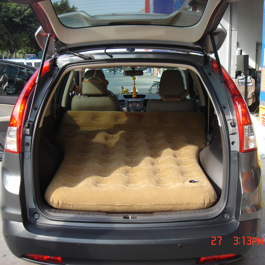 usd   crv air cushion bed odyssey inflatable bed xrv rear row travel bed auto