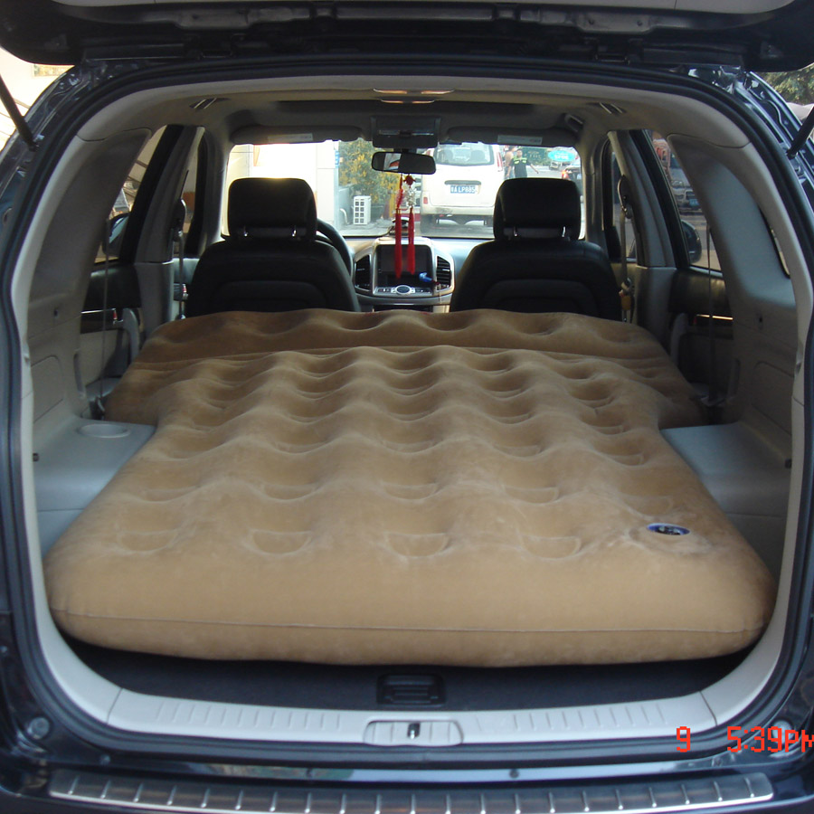Acura MDX Car Inflatable Bed ZDX Automotive Supplies Back