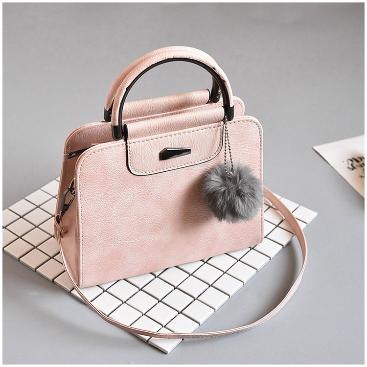 Explosion promotion in 2019, low price one day snapped up, Handbags, Fashion Shoulder Bags black one size 22