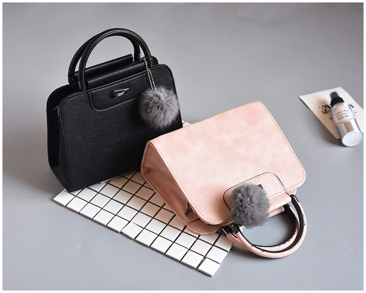 Explosion promotion in 2019, low price one day snapped up, Handbags, Fashion Shoulder Bags black one size 48