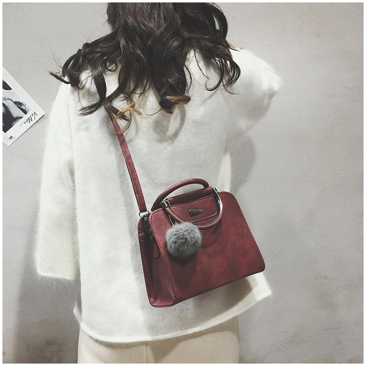 Explosion promotion in 2019, low price one day snapped up, Handbags, Fashion Shoulder Bags black one size 56
