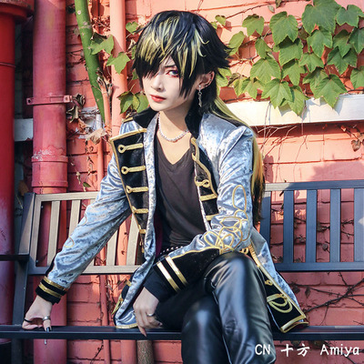 taobao agent Cosonsen Hypnosis Microphone Nagoya Division Bad Forty Things Fourteen Cosplay Costume