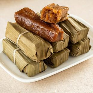 【10个】现货黄粑糕竹叶糯米糕300g