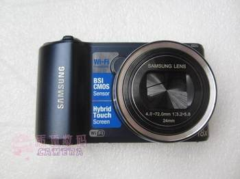 Samsung / Samsung WB200FW250FWB150F 18 times optical zoom digital camera WIFI phone camera biography