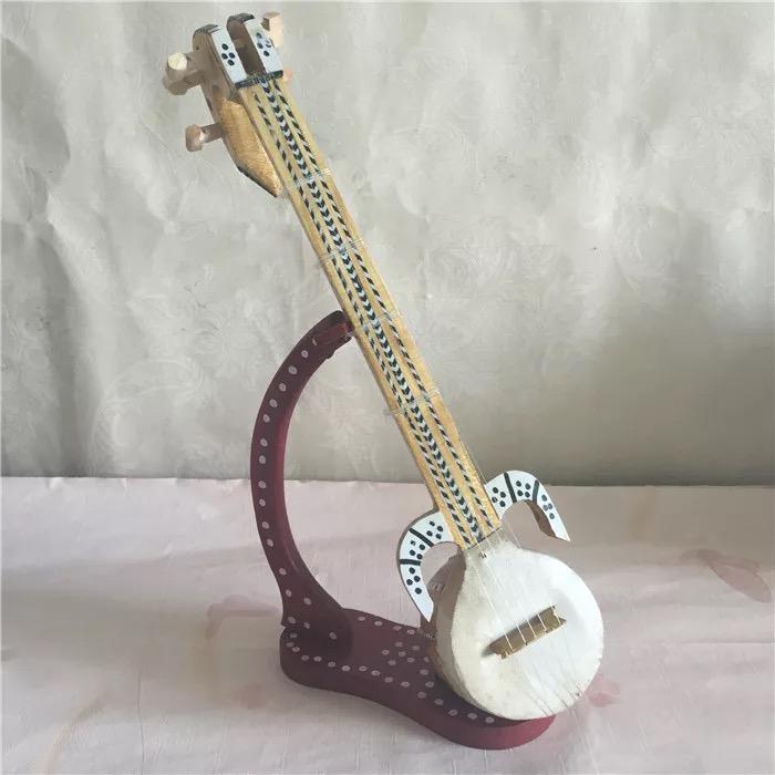 Новый Синьцзянский национальный музыкальный инструмент Hot Wap ручная работа Художественный украшение для дома