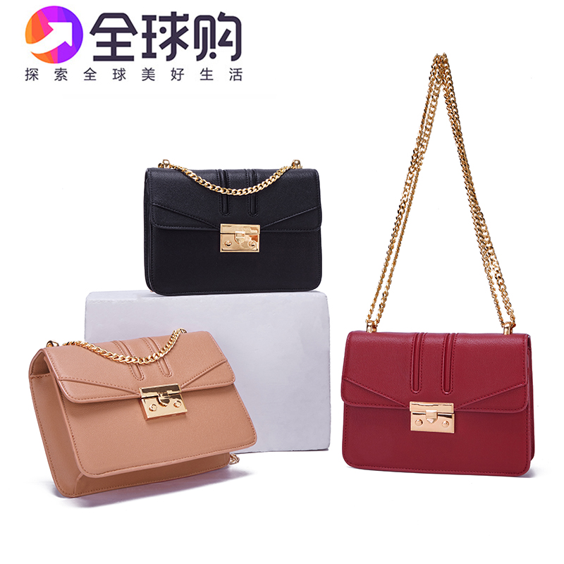 19 Singapore small ck wine god bag CK2-20680639 retro chain lock one-shoulder slantsmall small woman bag