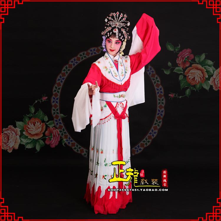Национальный  костюм Костюм дракона пекинская Опера Шаосин оперы оперной сцене артисты мисс Цинь-Йи костюмы фея экипировка № 2 костюм