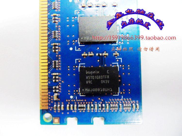 Оперативная память Hynix в/в Hyundai/Hynix в поколение настольного компьютера HP 2г памяти DDR3 1333 ДИММ совместимая с хорошей