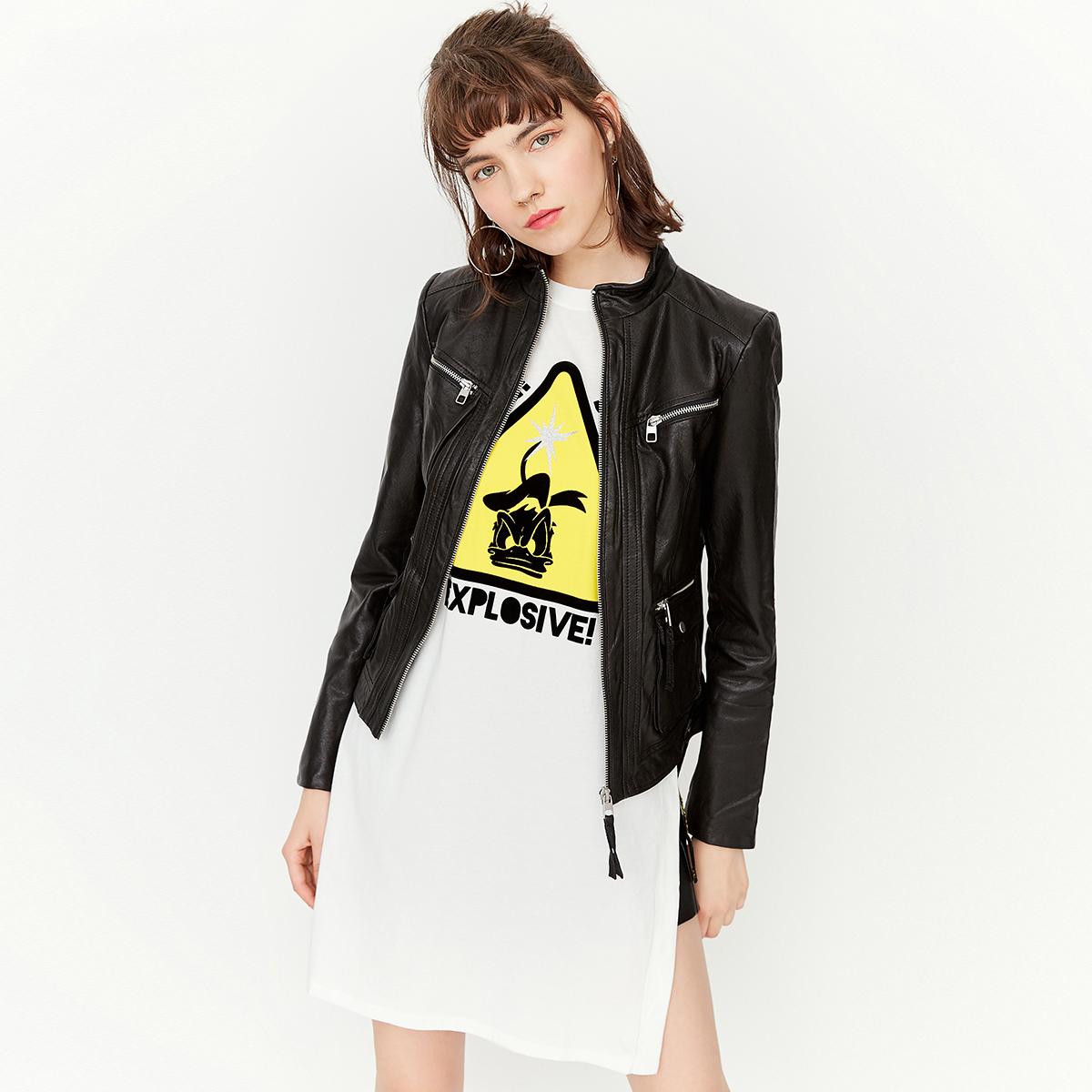Кожаная куртка ONLY  117110504