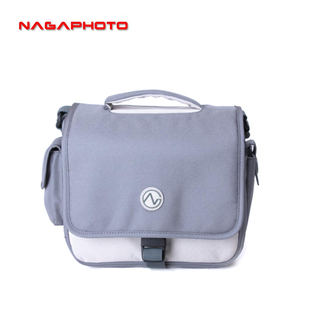 NAGAphoto 纳伽 CD20 单肩单反相机包 36元包邮(需用券)