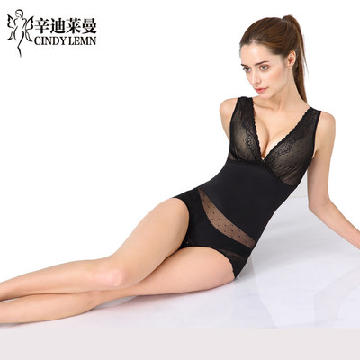 Light and thin-bodied corset postpartum thin abdomen tumbling hips do not touch the female four seasons ultra-thin underwear