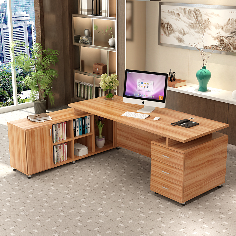 Business/Office Furniture Boss Desk Executive Desk Single Modern  Minimalistic President Executive Desk Manager