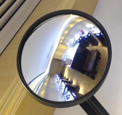 Дверь Клубный отель Reflective зеркало Безопасность в кассе супермаркета зеркало выпуклость зеркало Широкоугольный декоративный фэн-шуй зеркало 20CM
