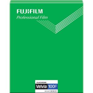 Fuji RVP100F phim đảo ngược màu lá Velvia100F 8x10 khổ lớn RDP3 810 phim - Phụ kiện máy quay phim