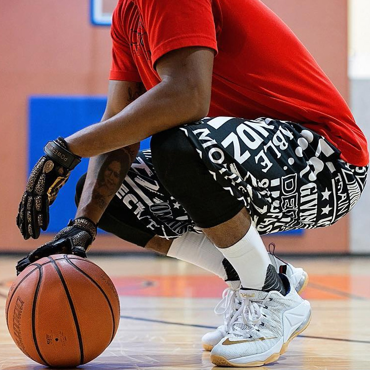 ae12702c995 Street Basketball pants library James basketball shorts street ball men's  sports training warm-up sweatpants custom-made