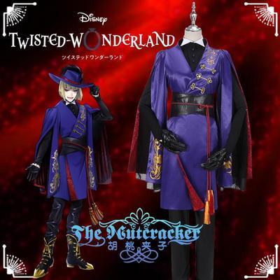 taobao agent Nutcracker cos twisted wonderland Snow White Rook men and women cosplay costume custom K0023