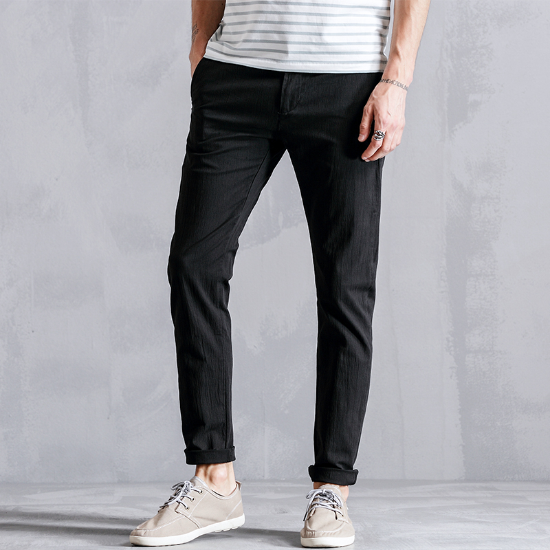 Spring Casual Pants, Men's You...