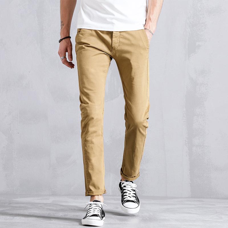 Trousers, Men's Korean Version...