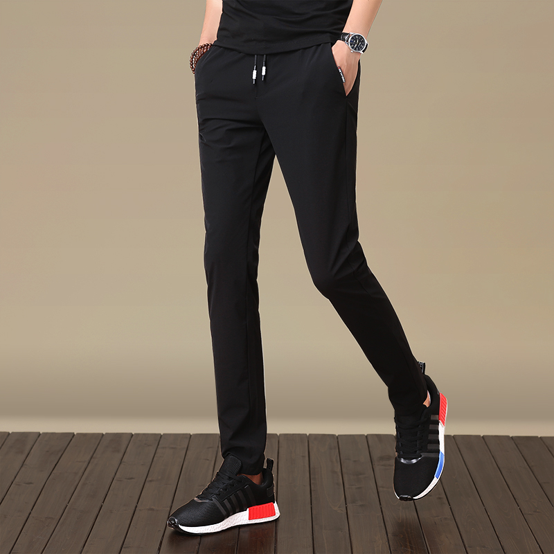 Spring Trousers, Men's Casual ...