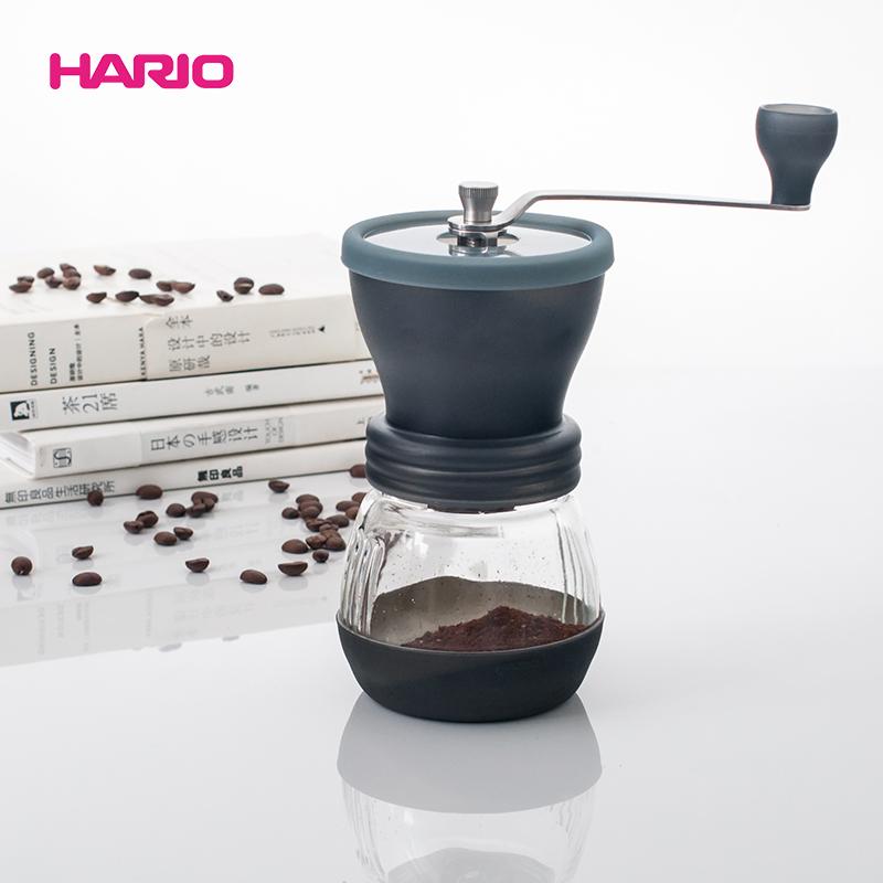 Новый HARIO керамика мельница ядро рука шлифовальный станок кофе шлифовальный станок домой моду банкротство машинально MSCS-2TB