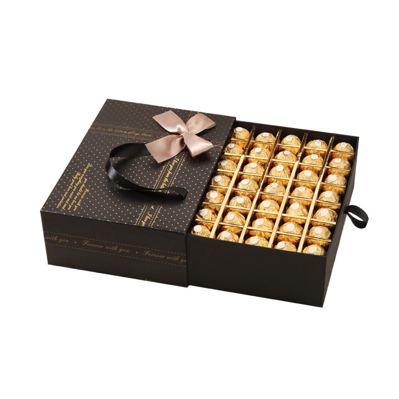 Ferrero Chocolate Gift Box To Send His Girlfriend Boyfriend Birthday Customers And Friends Custom