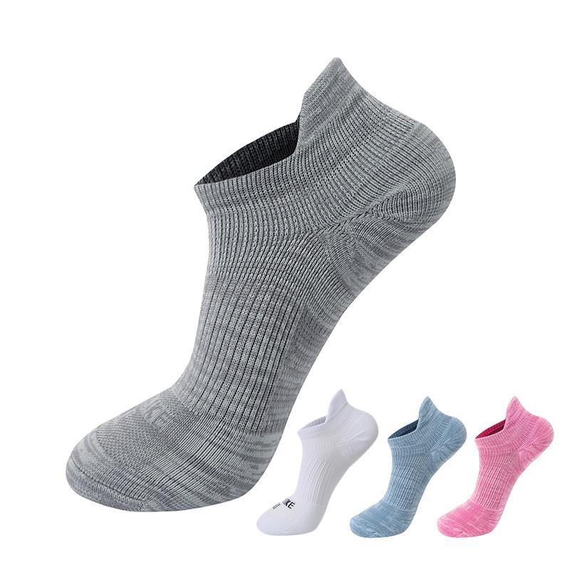 Сильный идти из лори цвет простой спортивные носки ребенок короткие трубки в моделье дезодорация теплый бег фитнес йога