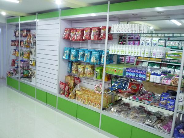витрина Ningbo popular boutique shelves