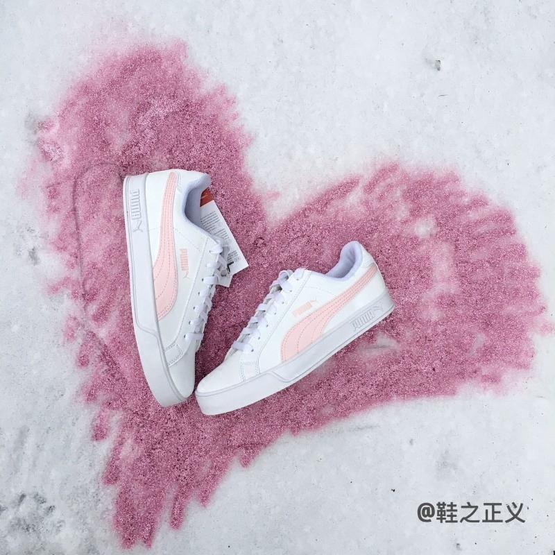 3fa1b30167f Puma Puma SMASH VULC shoes cherry pink black and white men s shoes couple casual  shoes 359622. Zoom · lightbox moreview · lightbox moreview ...